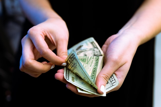 Przeliczanie pieniędzy